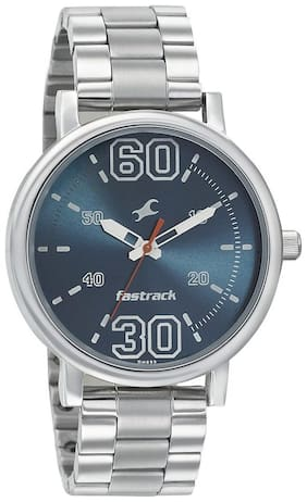 Fastrack 38052SM03 Guys Analog Watches