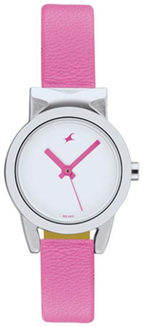 Fastrack  6088Sl01 Men Analog Watch