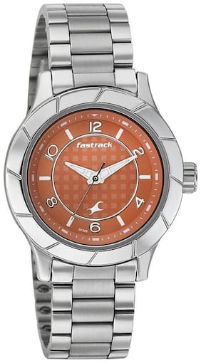 Fastrack  6139Sm02 Women Analog Watch