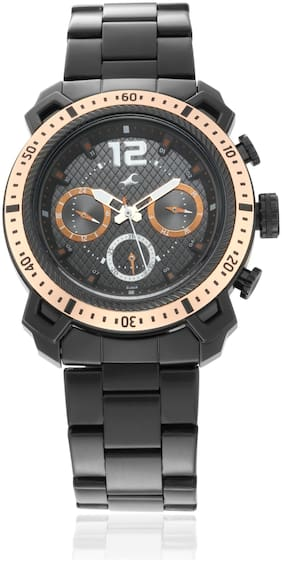Fastrack All Nighters Analog Watch for Men