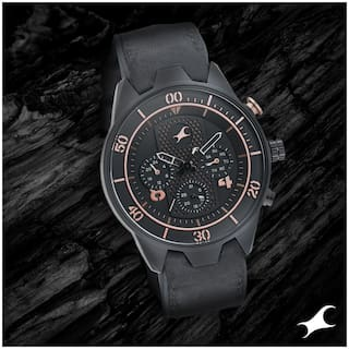 Fastrack All Nighters 2.0 Phase 3 3195AP03 Analog Watch For Men