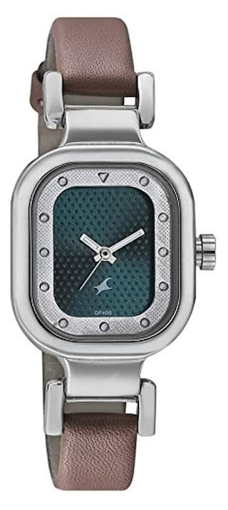 718fe0f40 Buy Fastrack Analog Watch For Women-6145SL02 Online at Low Prices in ...
