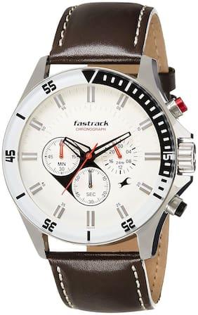 Fastrack  3072Sl01 Men Chronograph Watch