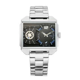 Fastrack FastFIt 3228SM01 Analog watch for Men