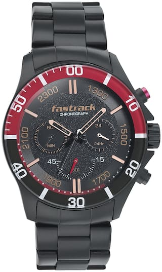 Fastrack Hit List 3072NM01 Analog watch for Men
