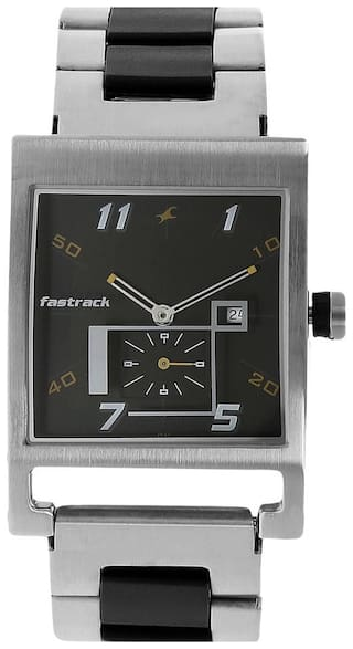 Fastrack NK1478SM01 Guys Analog Watches