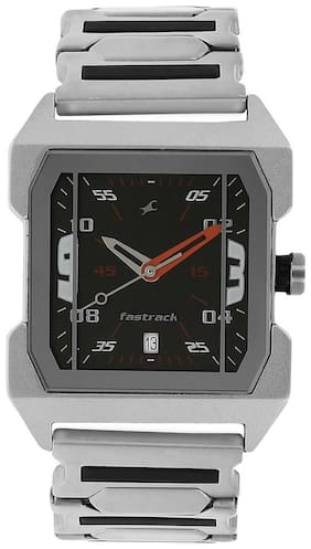 Fastrack NK1474SM02 Guys Analog Watches