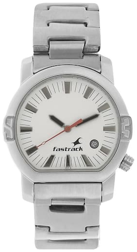 Fastrack NK1161SM03 Guys Analog Watches