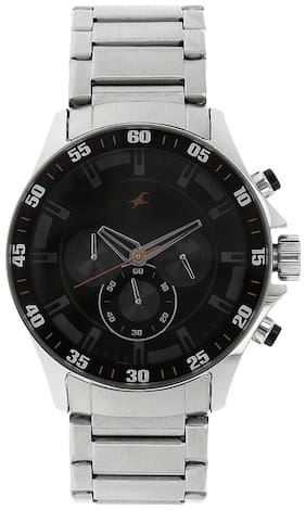 Fastrack NK3072SM04 Men Chronograph watch