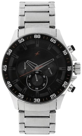 Fastrack NK3072SM04 Men Chronograph watch