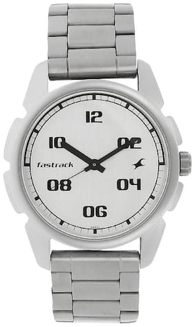 Fastrack NK3124SM01 Guys Analog Watches
