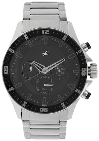 Fastrack NK3072SM01 Guys Chronograph Watches