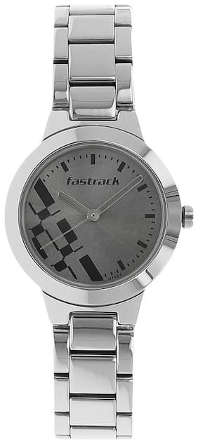 Fastrack NK6150SM01 Girls Analog Watches