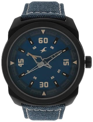 Fastrack NK9463AL07 Men Blue - Analog Watch