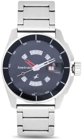 Fastrack  3089Sm03 Men Analog Watch