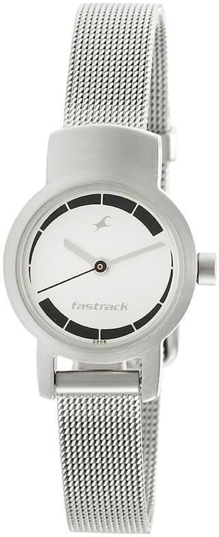 Fastrack  2298Sm01 Women Analog Watch