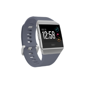 Fitbit Ionic Smartwatch - Blue-Gray/Silver
