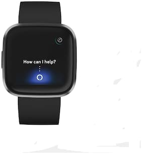 Fitbit Versa 2 Health & Fitness Smartwatch with Heart Rate;Music;Alexa Built-in;Sleep & Swim Tracking