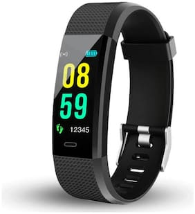 Fitness Band, Bingo Activity Tracker with Heart Rate Monitor,iP67 Waterproof Smart Watch Bracelet Color Screen Sleep Monitor Fitness Tracker for Android or iOS Smartphones