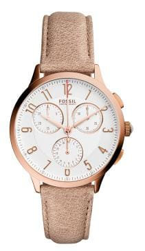 Fossil CH3016I Women Brown Analog Watches