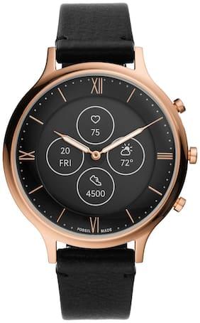 Fossil Charter Hybrid HR Black Smartwatch FTW7011