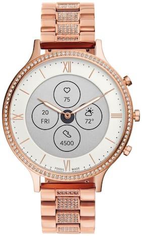 Fossil Charter Hybrid HR Rose Gold Smartwatch FTW7012