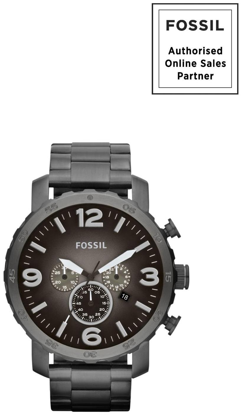 Fossil Jr1356 Chronograph Men Watch Jr1437