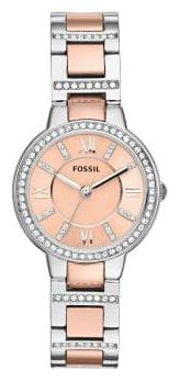 Fossil ES3405I Women Silver Analog Watches