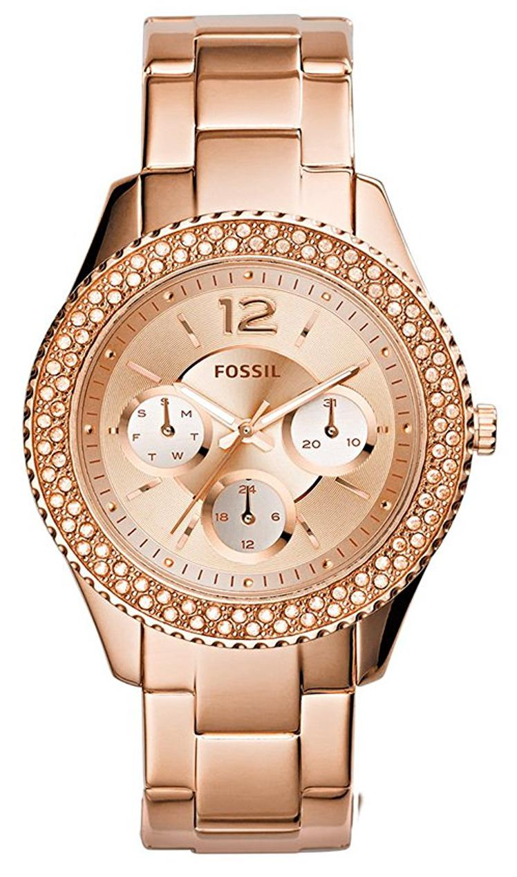 Fossil Jr1356 Es3590 Women Analog Watch