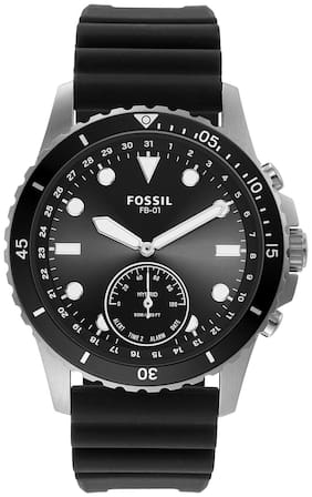 Fossil FB-01 Black Smartwatch FTW1302