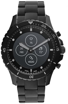 Fossil FB-01 HR Black Smartwatch FTW7017