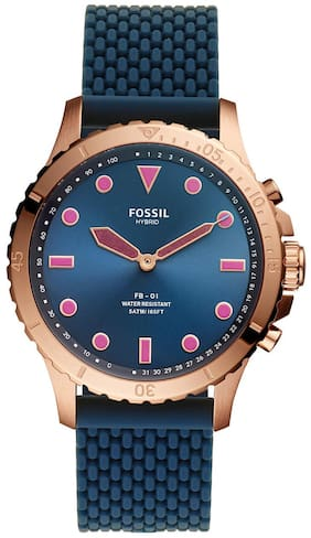 Fossil FB-01 Blue Smartwatch FTW5066