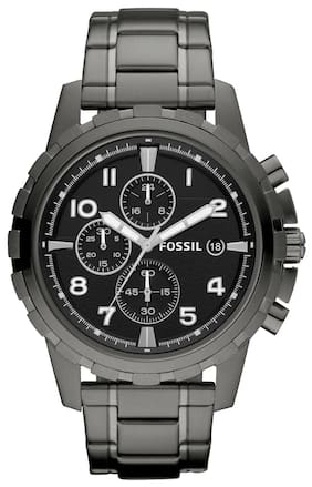 Fossil FS4721I Men Grey Chronograph Watches