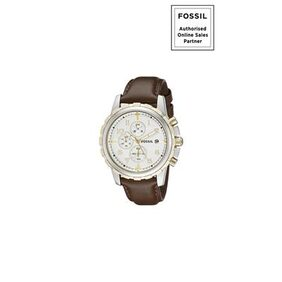 Fossil  Fs4788 Men Chronograph Watch