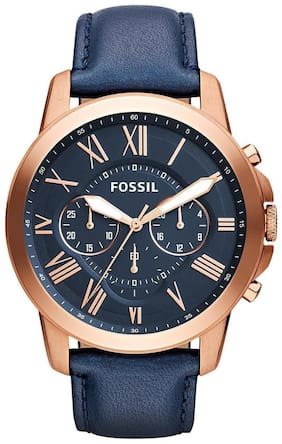 Fossil-FS4835-Men Chronograph