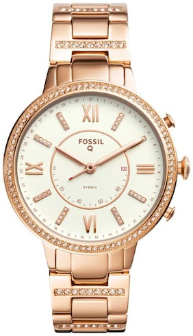 Fossil FTW5010 Women Rose Gold Analog Watches