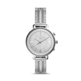 Fossil Hybrid Smartwatch - Cameron Stainless Steel