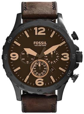 Men Black Chronograph Watches