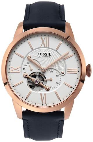 Fossil ME3171 Men White - Analog Watch