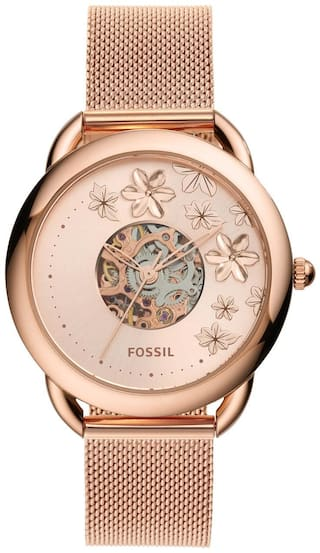 Fossil ME3187 Women Rose Gold Analog Watch