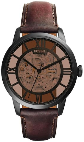 Fossil ME3098 Men Brown Analog Watch