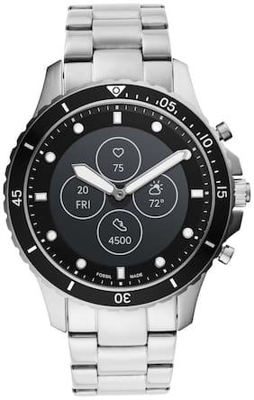 Men Silver Smart Watch