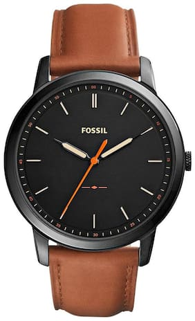 Fossil FS5305 Men Brown Analog Watch