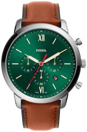 Men Green Chronograph Watches