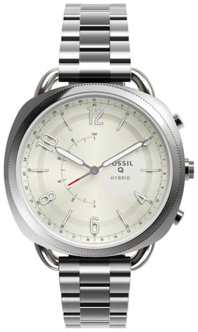 Women Silver Chronograph Watches