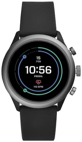 Fossil FTW4019 Men Black Smart Watch