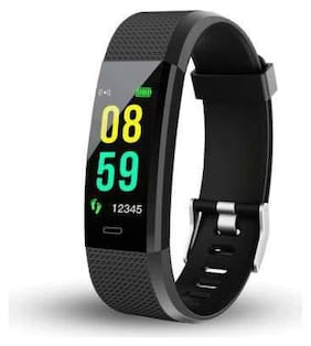 G GAPFILL ID115 Bluetooth Fitness Band Smart Tracker with Heart Rate Sensor Activity Tracker Waterproof Body Functions