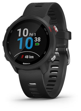 Garmin Forerunner 245 Music Black Smart Watch
