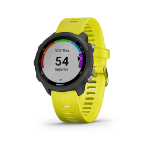 Garmin Forerunner 245 Yellow Smart Watch