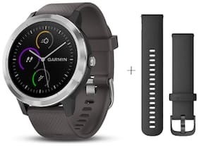 Unisex Grey Fitness Band & Trackers